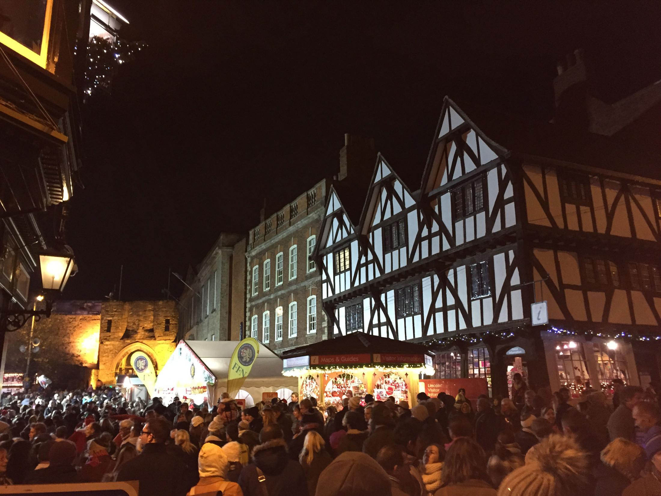 The Lincoln Christmas Market 2019