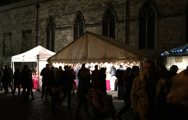 Castle Square Bailgate - Lincoln Christmas Market