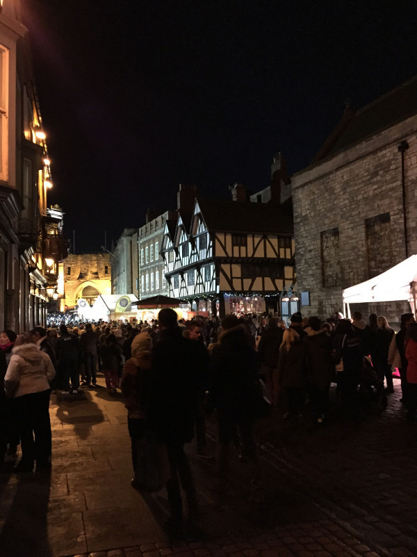 Bailgate - Lincoln Christmas Market