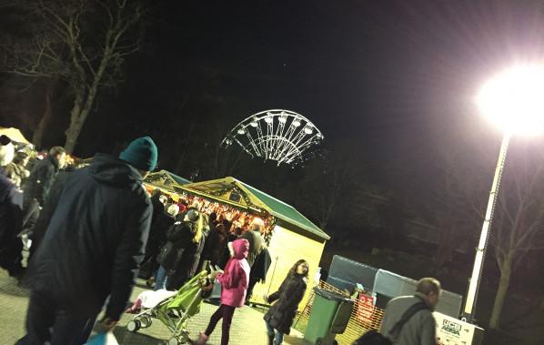 Ferris Wheel - Lincoln Christmas Market